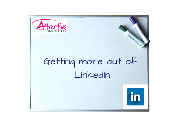 Getting more out of LinkedIn Workshop