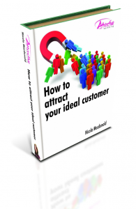 How to attract your ideal customer - FREE eBook