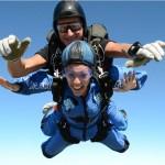 Charlie skydive