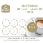 Reigate Manpr Loyalty Card