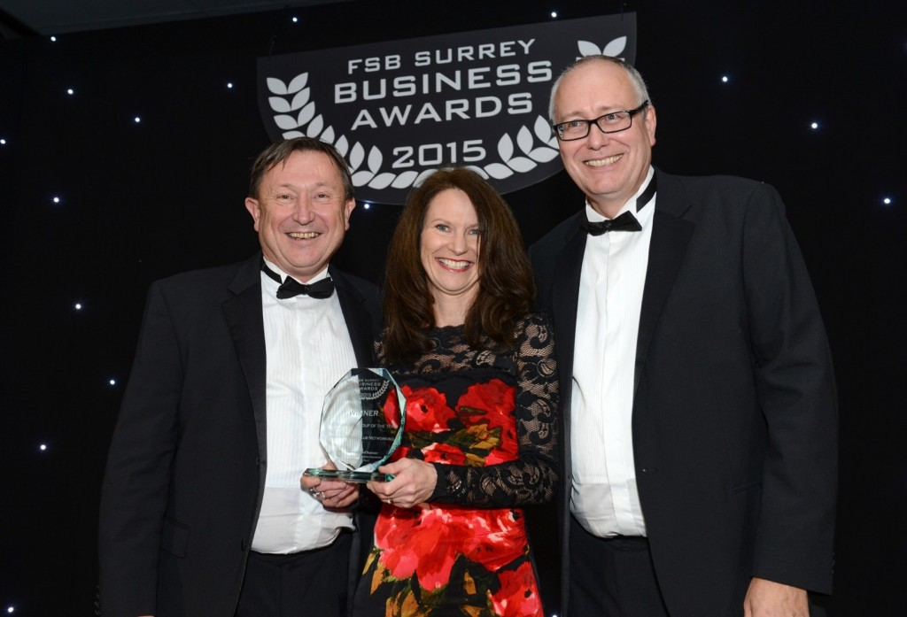 FSB Surrey Business Award Winner